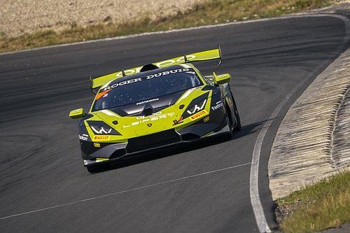Lamborghini: a Zandvoort la prima vittoria di Balthasar e Watt