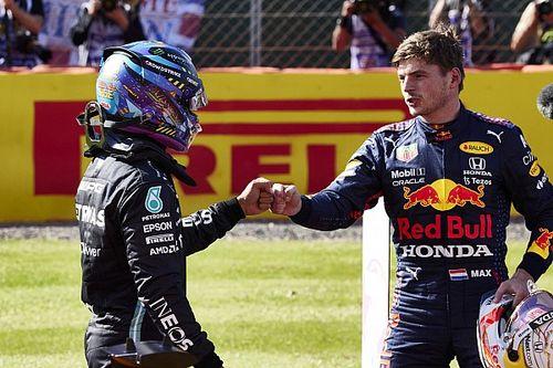 Verstappen explains why he thinks Hamilton deserved bigger penalty