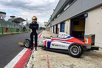 Levi Rèvèsz con AKM Motorsport in F4
