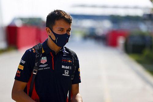 Albon va courir en DTM avec le soutien de Red Bull