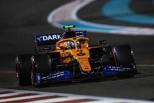 Norris eleinte nehezen értette meg a McLarenjét