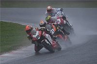 Japan ARRC: Honda's Sethu overcomes fogged visor to score points