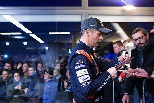 """Loeb cumple 180 en Turquía: """"Hay que estar en la pelea"""""""