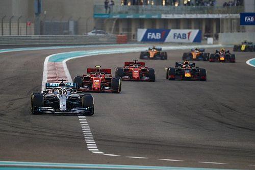 Combien faut-il de GP pour valider une saison de F1 ?