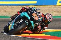 Michelin explains Quartararo's Aragon GP tyre issue