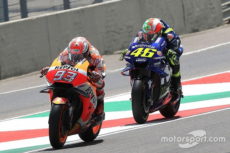 Турнірна таблиця MotoGP після Гран Прі Італії