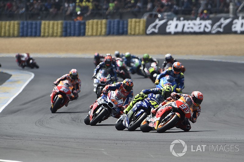 MotoGP-Tests 2018: Welches Team darf wie oft testen?