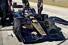 IndyCar Wickens happy with
