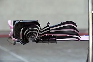 Formule 1 Special feature Spyshots: De belangrijkste tech updates voor de GP van Mexico