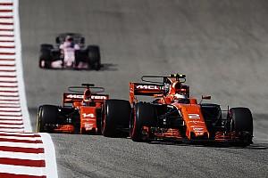 F1 Noticias de última hora Alonso y Vandoorne saldrán al fondo de la parrilla en México