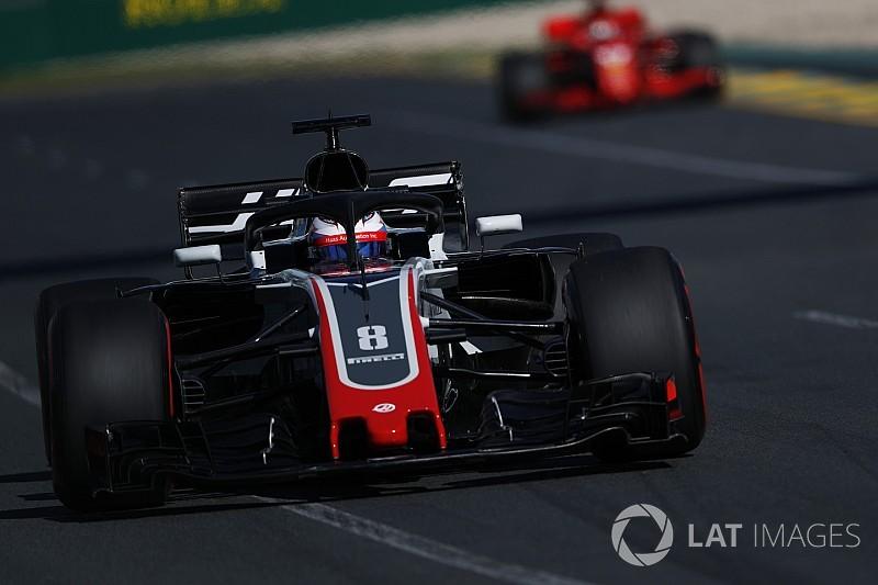 Alonso vindt snelheid van 'Ferrari-replica' Haas niet verrassend