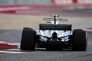 Formula 1 En iyiler listesi Teknik galeri: Mercedes W08'in 2017'deki gelişimi