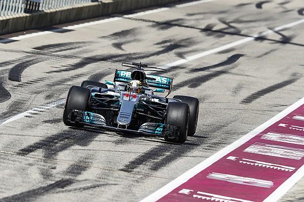 Формула 1 Результати Гран Прі США: попередня стартова решітка