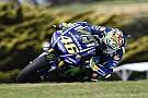 """MotoGP Rossi: """"Mi posición no es mala, lo que me preocupa es el ritmo"""""""