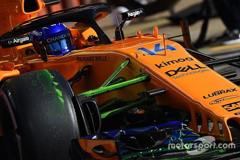 McLaren запропонувала Алонсо тестувати власний болід Ф1 2019 року