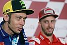 Les pilotes impressionnés par la longévité de Rossi
