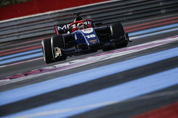 FIA F2 Nieuws F2 Bahrein: Maini topt eerste training van seizoen, De Vries dertiende