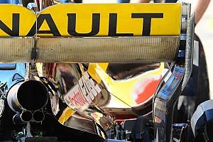 FIA не стане забороняти «видувне» антикрило Renault