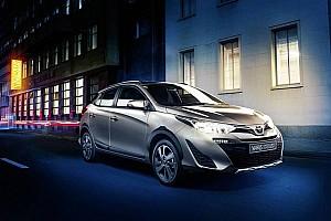 Automotivo Últimas notícias Futuro nacional, Toyota Yaris ganha versão aventureira