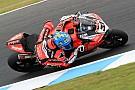 World Superbike Melandri fastest, Rea crashes on first Phillip Island test day
