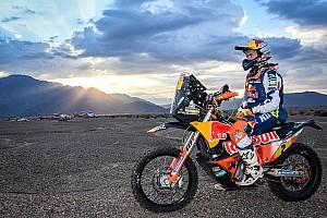 Dakar Top List GALERÍA: el ganador de motos Matthias Walkner en el Dakar
