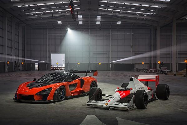 Automotive Noticias VIDEO: el McLaren Senna y el McLaren F1 MP4/5