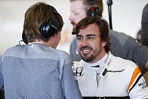 Forma-1 Interjú Alonso is úgy érzi, 2018-ban dobogókért és győzelmekért harcolhat