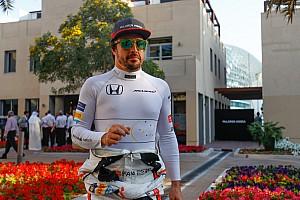 Sim racing Interjú Alonso és a esport: