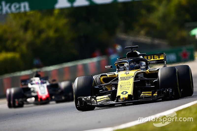 Renault to introduce new floor in Belgian GP