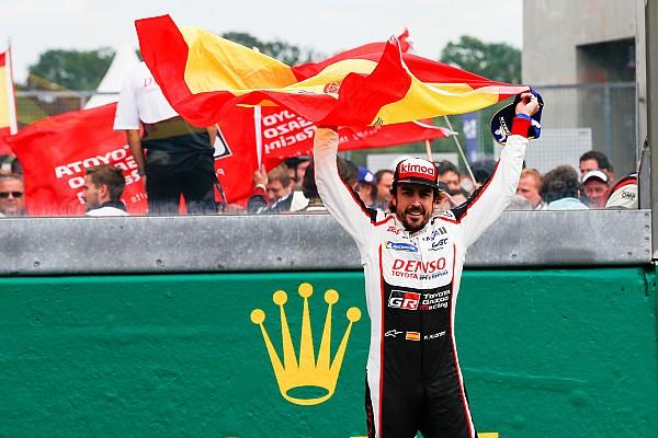 Formule 1 Actualités Après Le Mans, Alonso juge lui-même sa place dans l'Histoire...