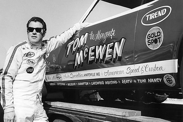 "NHRA Obituary NHRA legend Tom ""the Mongoose"" McEwen dies aged 81"