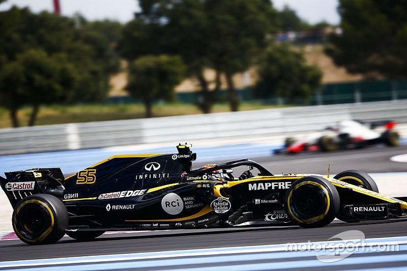 Isolada em 4º, Renault planeja mudar foco para 2019 antes