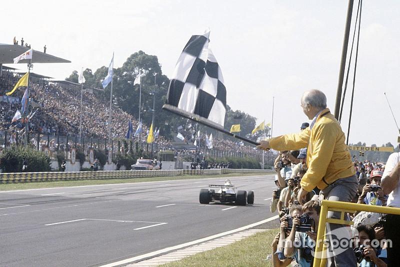 C'était un 15 janvier: Fangio abaisse le drapeau trop tôt