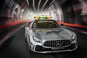 2018 sezonununda kullanılacak güvenlik aracı tanıtıldı