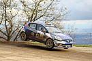 Trofei marca svizzera Rallye Pays du Gier: Styve Juif vince il Clio R3T Alps Trophy