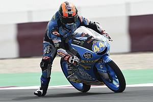 Moto3 Verslag vrije training Moto3 Qatar: Canet aan kop in de laatste oefensessie