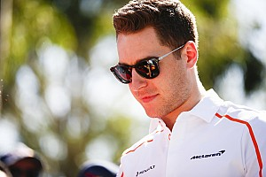 Vandoorne over racen op Bathurst:
