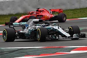Pour Mercedes et Ferrari, les V6 turbo hybrides n'ont