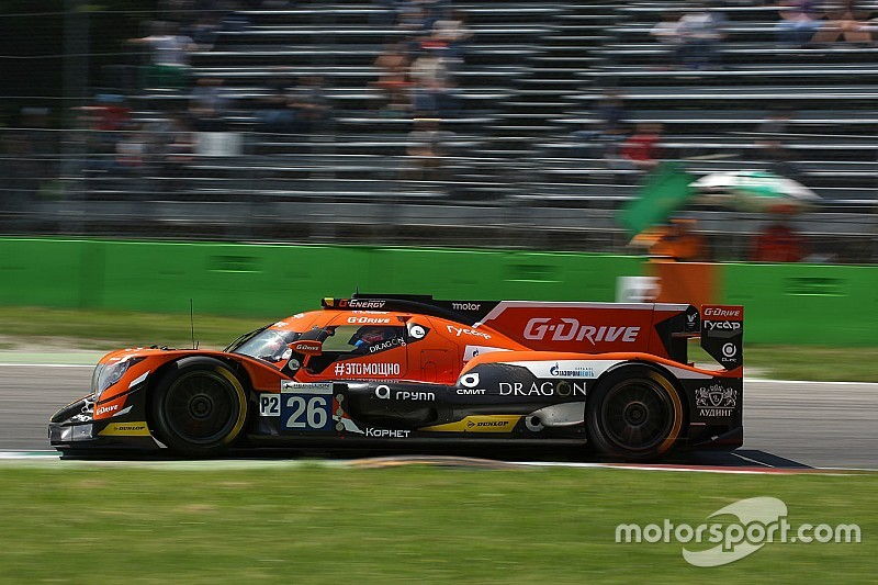 Monza, 2° Ora: G-Drive al comando. Ferrari vola in LMGTE