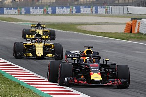 Formula 1 Breaking news Reliability concern delaying key Renault engine update