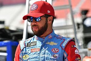 NASCAR Sprint Cup Noticias Darrell Wallace Jr. tendrá doble competencia  en Kansas