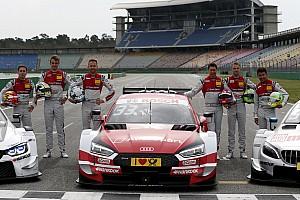 Audi anuncia que não mudará pilotos para DTM em 2019