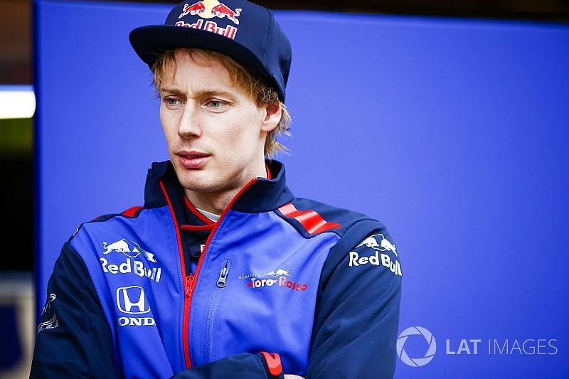 Toro Rosso объявила конкурс: нужно придумать имя для машины Хартли