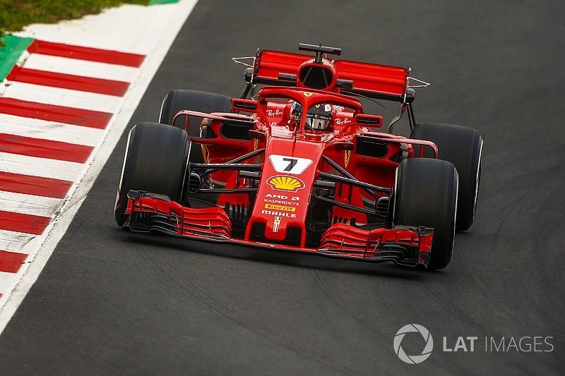 Foto-Highlights: Ferrari SF71H