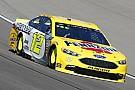 NASCAR Cup Ryan Blaney beffa Harvick e si prende la pole a Las Vegas