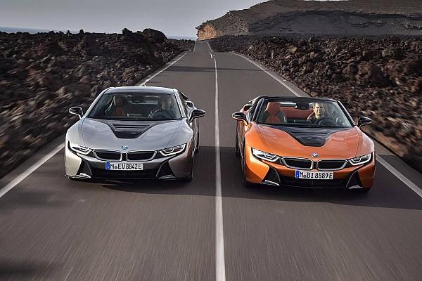 Automotive Noticias de última hora El i8 Coupé 2018, también actualizado por BMW