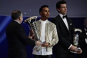 国际汽联将免费直播2018年度颁奖典礼