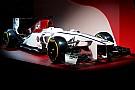 Alfa Romeo Sauber apresenta carro para temporada 2018