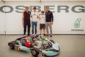 GENEL Son dakika Rosberg, yeni pilot gelişim programını resmen tanıttı