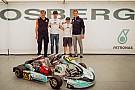 General Rosberg lanza un programa de desarrollo para jóvenes pilotos